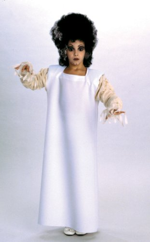 [Bride of Frankenstein Costume: Girl's Size 4-6] (Boys Frankenstein Costumes)
