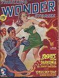 THRILLING WONDER Stories: Spring 1945
