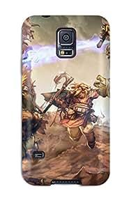 Popular Galaxy New Style Durable Galaxy S5 Case Warrior