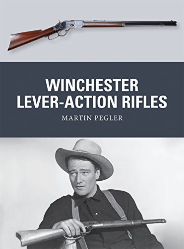 Winchester Lever-Action Rifles (Weapon) (Single Action Colt 45 Revolver For Sale)