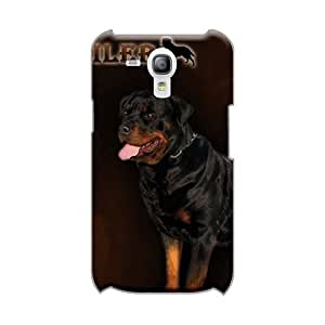 Anti-Scratch Cell-phone Hard Covers For Samsung Galaxy S3 Mini With Custom High Resolution Rottweiler Image ErleneRobinson