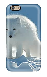 6 Scratch-proof Protection Case Cover For Iphone/ Hot Arctic Foxes Phone Case