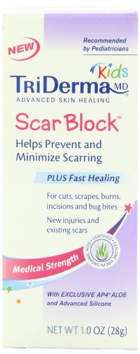 Triderma Scar Block For Kids