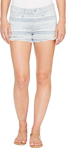 地下鉄保証ハチHudson Womens Midori Double Layer Cut Off Shorts In Barely There 2