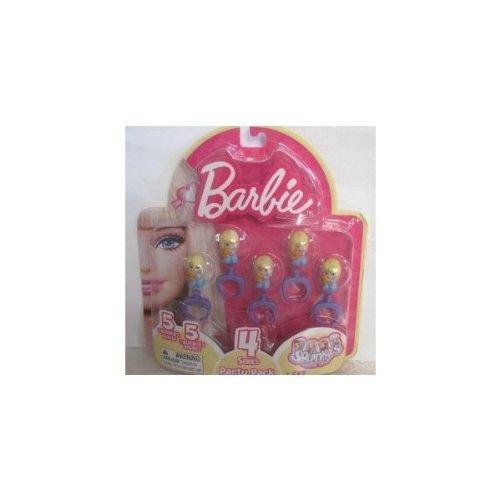 Squinkies: Barbie Party Pack - Series 4
