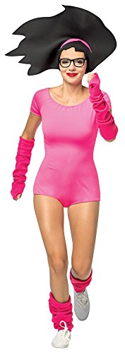 Womens Halloween Costume- Bobs Burgers Buttloose Tina Adult Costume