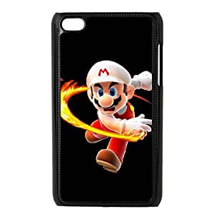 iPod Touch 4 Phone Case Super Mario Bros VX92238