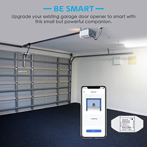 Meross Smart Wi Fi Garage Door Opener Deals Coupons Amp Reviews