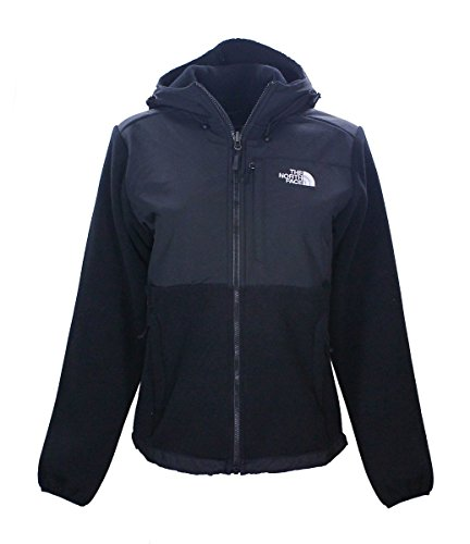 (The North Face Men's Denali Hoodie, R TNF Black, MD)