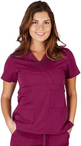 UltraSoft Premium Pocket Medical Scrub