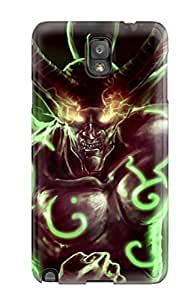 Faddish Phone Dota Case For Galaxy Note 3 / Perfect Case Cover