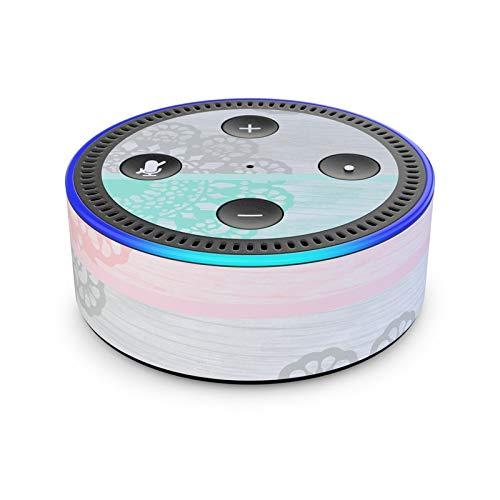 Doily - Skin Sticker Decal Wrap for Amazon Echo Dot (2nd Generation)