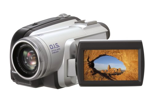 Panasonic Camcorder Stabilized Discontinued Manufacturer