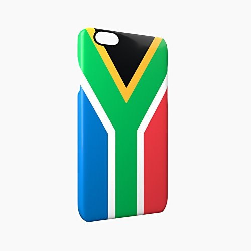 Flag of Solomon Islands Glossy Hard Snap-On Protective iPhone 6 / 6S Case Cover