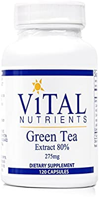Vital Nutrients - Green Tea Extract - Potent Antioxidant & Immune Enhancer