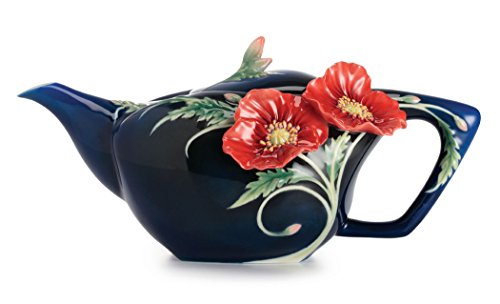 Franz Porcelain The Serenity Poppy