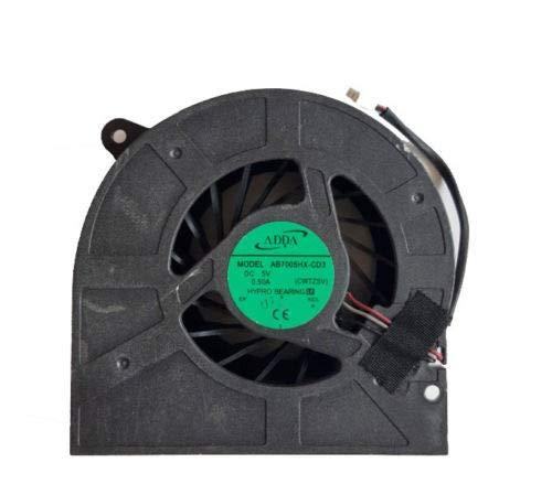 Cooler para Toshiba Qosmio X500 X505 Series: X505-Q830 X505-Q832 X505-Q850 X505-Q862 X505-Q865 X505-Q875 X505-Q879 X505-