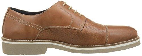 Hombre Marron 468 de Cordones Derby Marrón Zapatos para Nova Impact Casa wg6S0S