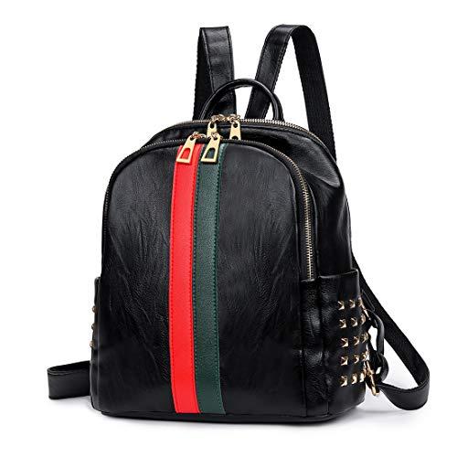 Alovhad Pu Leather Mini