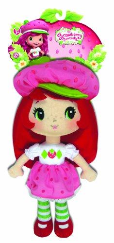 Strawberry Shortcake Soft Doll (Strawberry Shortcake Soft Doll)