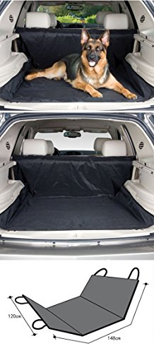 Blue Dog Bed Liners Back Seat Cover Dust Dirt Protector Cove
