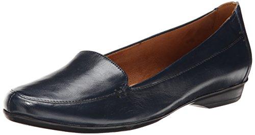 Naturalizer Women's Saban Slip-On Loafer, Navy, 7 M US