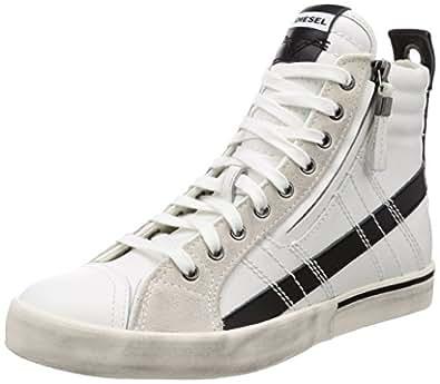 Amazon.com: Diesel Men's D-Velows Lace-Sneaker Mid: Shoes