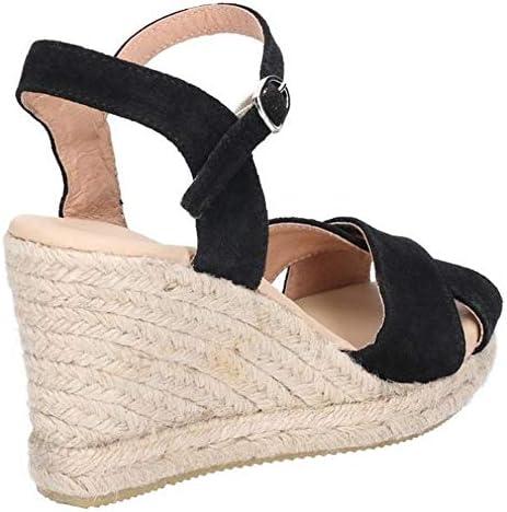 Hush Puppies WomensLadies Sasha Wedge Sandals (UK Size: 4