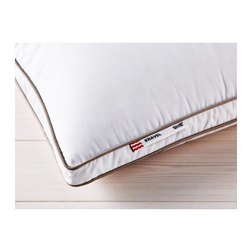 IKEA KNAVEL cojín suave; (40 x 80 cm): Amazon.es: Hogar