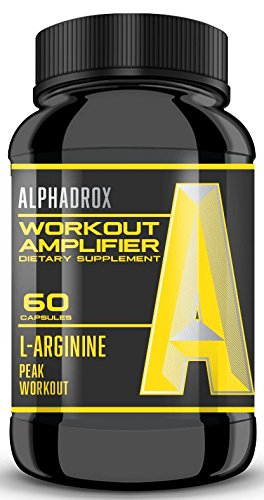 Todays Fresh Cut Heart (ALPHADROX Workout Amplifier - Increase Muscle Mass, Cut Recovery Time, EXPLOSIVE Workouts! Maximum Potency for Maximum Results! (1 Bottle))