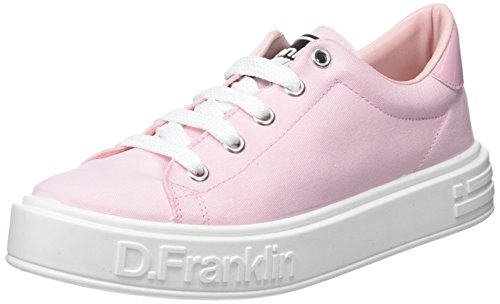 Franklin Pink Zapatillas Rosa Tone para Gumme Mujer D pdx8vqgwg