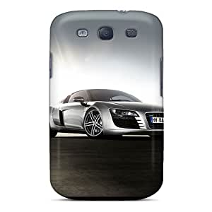 Scratch Resistant Hard Cell-phone Cases For Samsung Galaxy S3 (TPj9278vTMm) Provide Private Custom Attractive Audi R8 Skin