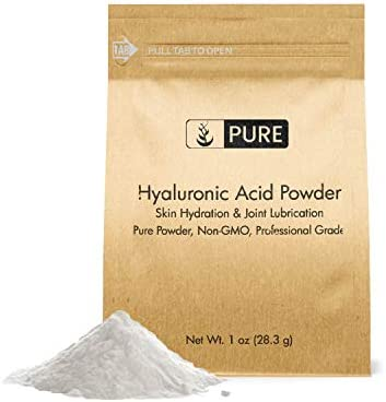 Hyaluronic Pure Organic Ingredients Eco Friendly product image