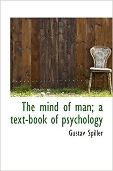 Book The mind of man: a text-book of psychology