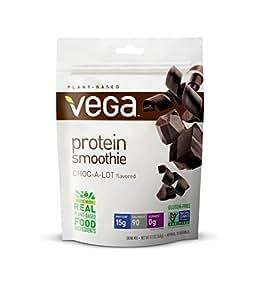 Vega Protein Smoothie, Choc-a-lot, Pouch, 9.2 oz
