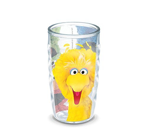 Tervis Sesame Street Group 10 oz Wavy Tumbler ()