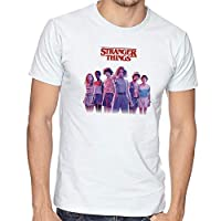 Playera Hombre Niño Camiseta STRANGER THINGS ELEVEN ONCE #573