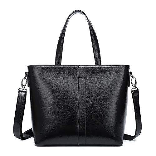 Borse Fashion Casual Crossbody Nero Woman Bag Bag Large Retro Wwave Women qYBI7g7w
