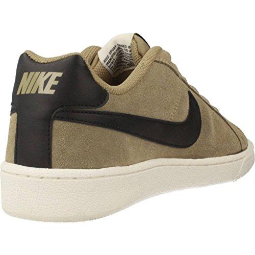 Zapatillas Suede 200 819802 Nike kaki Royal Court fxdtRqw7H