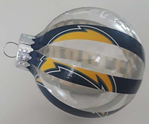San Diego Chargers Christmas: Amazon.com: San Diego Chargers NFL Christmas Ball Ornament