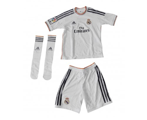 Real Madrid Home 2013 2014 Junior Football Football Football Kit Mini B00D3SICA6 Jungen Meistverkaufte weltweit 48f809