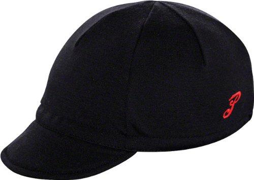 Pace Merino Wool Euro Cap, Black, One Size (Walz Cap)
