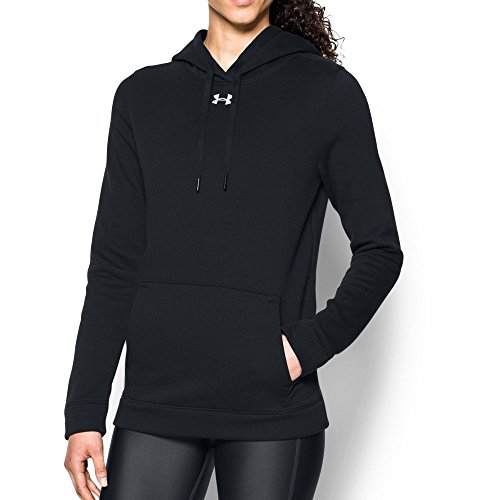 under armour women hoodie rival - 1