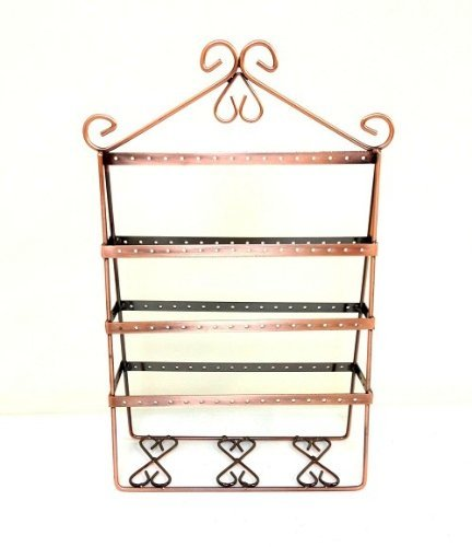 Vintage Copper Jewelry Organizer Earring product image