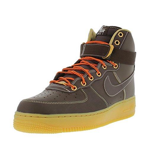 Nike Air Force 1 High 07 Schuhe baroque brown-sail metallic bronze - 40