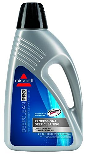 BISSELL 2X Concentrated Deep Clean Professional Carpet Shampoo, 48 ounces 78H6Y