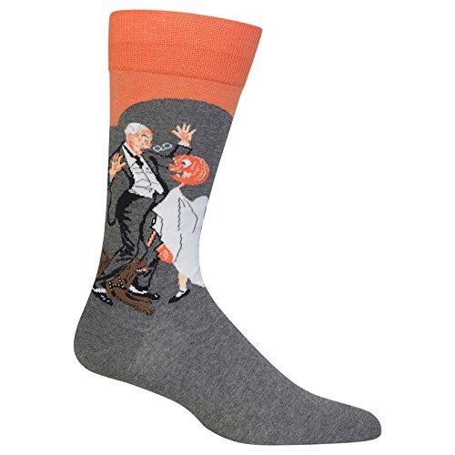 Hot Sox Men's Halloween Socks -