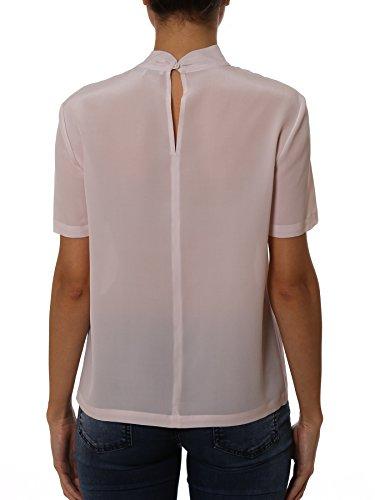L'autre Chose Mujer BS520487001U040 Blanco Seda Camisa
