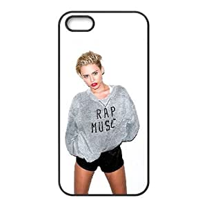 Miley Cyrus iPhone 4 4s Cell Phone Case Black SH6095396