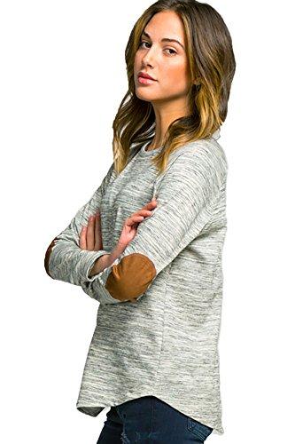 Shopglamla Frech Terry Tunic Sweatshirt product image